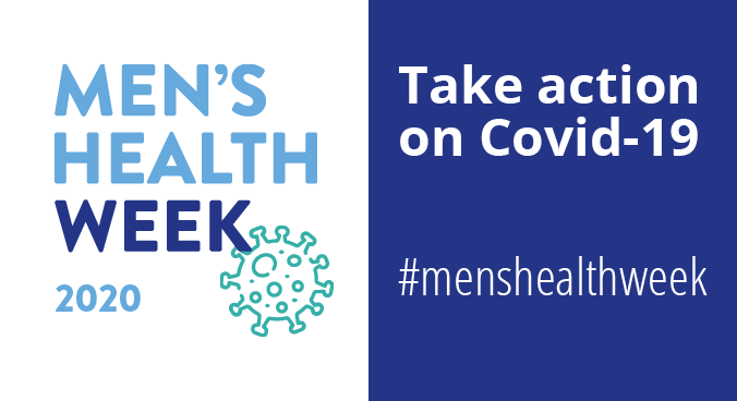 Men's Health Week turns spotlight on COVID-19